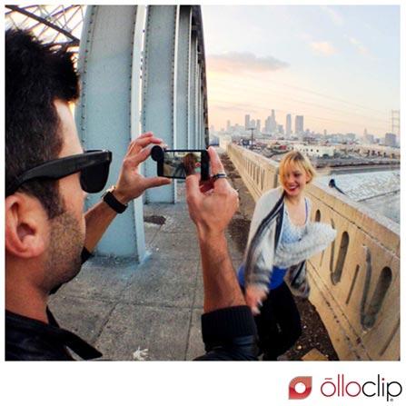 Lente para iPhone 5 Circular Polarizada Olloclip Preta - OCEA-IPH5-TCP-B, Não se aplica, 03 meses