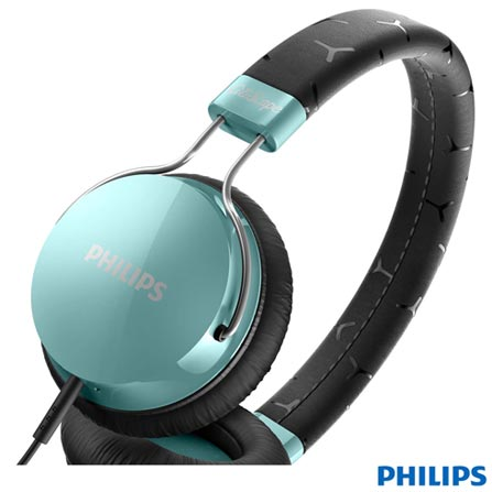 , Azul, Headphone, 06 meses