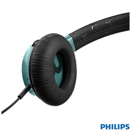Fone de Ouvido Philips Over Ear Azul - SHL5305TL, Azul, Headphone, 06 meses