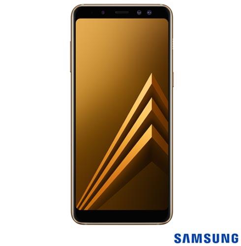 , Dourado, 0000005.60, True, 1, N, True, True, True, True, True, True, I, Galaxy A8, Android, Wi-Fi + 4G, 5.6'', Acima de 4'', Sim, Octa Core, 64 GB, 16.0 MP, 2, Não, Sim, Sim, Sim, Sim, 12 meses, Nano Chip
