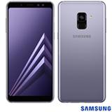 """Samsung Galaxy A8 Ametista, com Tela de 5,6"""", 4G, 64 GB e Câmera de 16 MP - SM-A530FZVKZTO"""