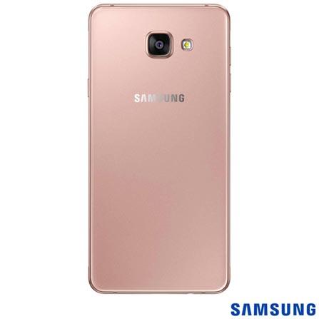 """Samsung Galaxy A7 Rosê, com Tela de 5.5"""", 4G, 16 GB e Câmera de 13 MP - SM-A710M, Rosa, 0000005.50, True, 1, N, True, True, True, True, True, True, I, Galaxy A7 Duos, Android, Wi-Fi + 4G, 5.5'', Acima de 4'', Sim, Octa Core, 16 GB, 13.0 MP, 2, Não, Sim, Sim, Sim, Sim, 12 meses, Nano Chip"""