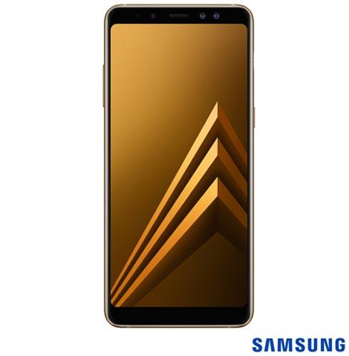 , Dourado, 0000006.00, True, 1, N, True, True, True, True, True, True, I, Galaxy A8+, Android, Wi-Fi + 4G, 6'', Acima de 4'', Sim, Octa Core, 64 GB, 16.0 MP, 2, Não, Sim, Sim, Sim, Sim, 12 meses, Nano Chip