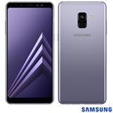"""Samsung Galaxy A8+ Ametista, com Tela de 6"""", 4G, 64 GB e Câmera de 16 MP - SM-A730FZVKZTO"""