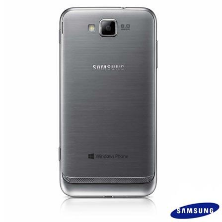 Smartphone Samsung Ativ S I8750 Prata + Tablet Samsung Galaxy Tab 3 7.0 Wi-Fi, 0, Windows Phone até 4''