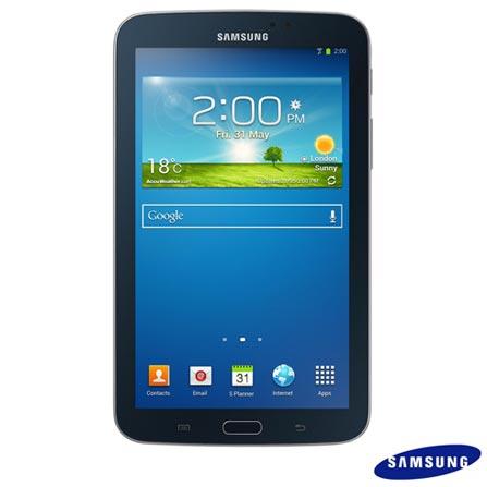 Smartphone Samsung Galaxy S4 Active + Tablet Samsung Galaxy Tab 3 7.0 Preto, 0, Android acima de 4''