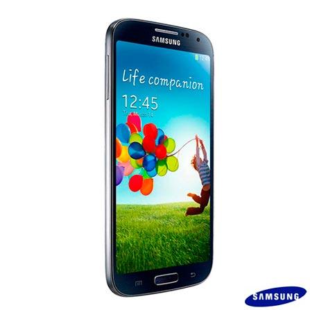 Samsung Galaxy S4 Preto com 4G+Capa Flip Cover Samsung para Galaxy S4, 0