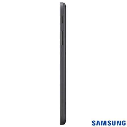 Tablet Samsung Galaxy Tab E Preto 7, 3G, Wi-Fi e 8 GB + Limpador para Telas para LCD com 120 ml - Geonav - SS01, 0