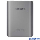 Bateria Externa Fast Charge 10200 mAh Prata - Samsung - EB-PN930CSPGBR