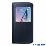 Capa S View para Galaxy S6 Preta - Samsung - EFCG920PB