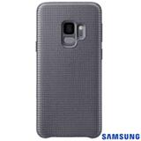 Capa para Galaxy S9 Hyperknit Cover Cinza - Samsung - EF-GG960FJEGBR