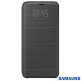 Capa para Galaxy S9 LED View Cover Preta - Samsung - EF-NG960PBEGBR