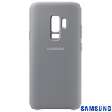 Capa para Galaxy S9+ Silicone Cover em TPU Cinza - Samsung - EF-PG965TJEGBR