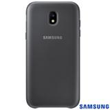 Capa para Galaxy J5 Pro Dual Layer em Policarbonato Preto - Samsung - EF-PJ530CBEGBR