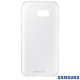 Capa para Galaxy A5 Clear Jelly Cover Transparente -Samsung - EF-QA520TTEGBR