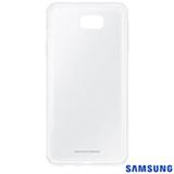 Capa para Galaxy J7 Prime Clear Jelly Cover Transparente - Samsung - EF-QG610TTEGBR