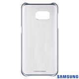 Capa para Galaxy S7 Samsung Clear com Borda Preta - EF-QG930CBEGBR