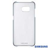 Capa para Galaxy S7 Edge Samsung Clear Preto - EF-QG935CBEGBR