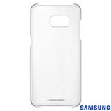 Capa para Galaxy S7 Edge Samsung Clear Prata - EF-QG935CSEGBR