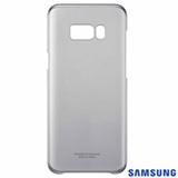 Capa para Galaxy S8 Plus Clear Cover Preta - Samsung - EF-QG955CB EGBR