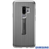 Capa para Galaxy S9+ Samsung  Protective Standing Cover Cinza - EF-RG965CSEGBR