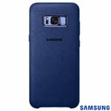 Capa para Galaxy S8 Plus Alcântara Cover Azul - Samsung - EFXG955AL