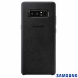 Capa para Galaxy Note 8 em Alcantara Preta - Samsung - EF-XN950ABEGBR