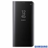 Capa para Galaxy S8 Plus Clear View Standing Cover Preta - Samsung - EF-ZG955CB EGBR