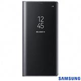 Capa Protetora para Galaxy Note 8 Clear View Standing Cover em Policarbonato Preta- Samsung - EF-ZN950CBEGBR