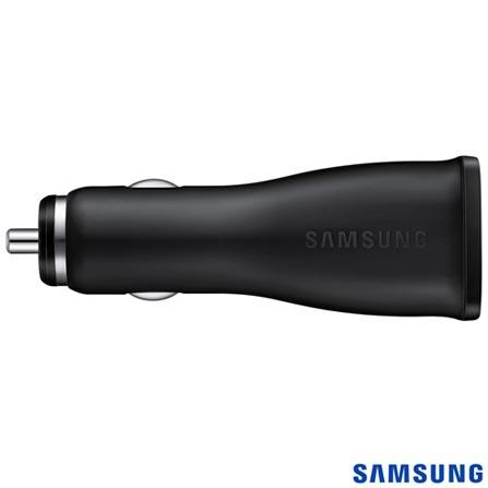 Carregador Veicular Samsung para Tablets e Smartphones - EP-LN915UBEGBR, Preto, Carregadores, 03 meses