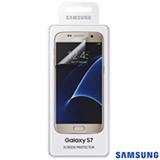 Película Protetora para Samsung Galaxy S7 em Poliéster Transparente - Samsung - ET-FG930CT