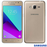 Samsung Galaxy J2 Prime TV Dourado com Tela de 5, 4G, 8 GB e Camera de 8MP - SM-G532MT