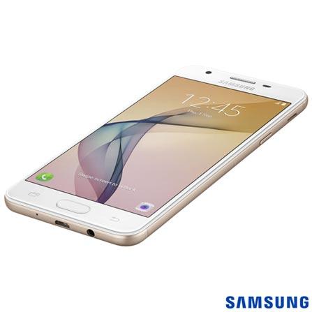 """Samsung Galaxy J5 Prime Dourado com Tela 5"""", 4G, 32 GB e Câmera de 13 MP - SM-G570MWDGZTO, Bivolt, Bivolt, Dourado, 0000005.00, True, 1, N, True, True, True, True, True, True, I, Galaxy J5 Prime, Android, Wi-Fi + 4G, 5'', Acima de 4'', Sim, Quad Core 1.4 GHz, 32 GB, 13.0 MP, 2, Não, Sim, Sim, Sim, Sim, 12 meses, Nano Chip"""