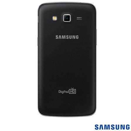 Smartphone Samsung Grand Duos 2 Preto com 5,3