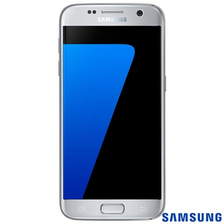 """Samsung Galaxy S7 Prata, com Tela de 5.1"""", 4G, 32 GB e Câmera de 12 MP - SM-G930F, Prata, 0000005.10, True, 1, N, True, True, True, True, True, True, I, Galaxy S7, Android, Wi-Fi + 4G, 5.1'', Acima de 4'', Sim, Octa Core, 32 GB, 12 MP, 1, Não, Sim, Sim, Não, Sim, 12 meses, Nano Chip"""