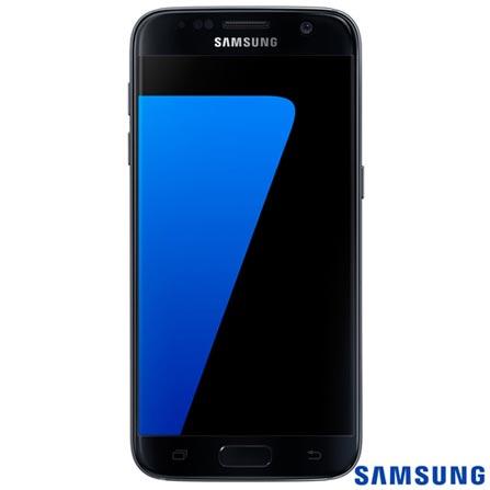 """Samsung Galaxy S7 Preto, com Tela de 5.1"""", 4G, 32 GB e Câmera de 12 MP - SM-G930F, Preto, 0000005.10, True, 1, N, True, True, True, True, True, True, I, Galaxy S7, Android, Wi-Fi + 4G, 5.1'', Acima de 4'', Sim, Octa Core, 32 GB, 12 MP, 1, Sim, Sim, Não, Sim, 12 meses, Nano Chip"""