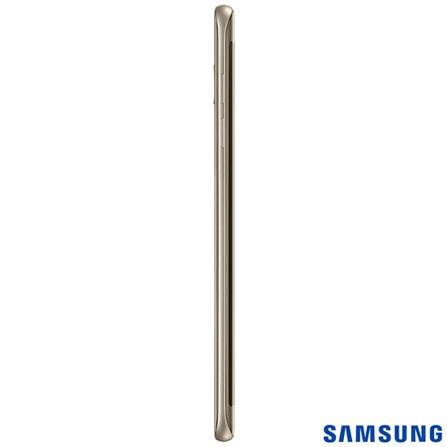 """Samsung Galaxy S7 Edge Dourado, com Tela de 5,5"""", 4G, 32 GB e Câmera de 12 MP - SM-G935F, Dourado, 0000005.50, True, 1, N, True, True, True, True, True, True, I, Galaxy S7 Edge, Android, Wi-Fi + 4G, 5.5'', Acima de 4'', Sim, Octa Core, 32 GB, 12 MP, 1, Não, Sim, Sim, Não, Sim, 12 meses, Nano Chip"""