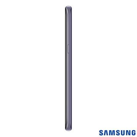 """Samsung Galaxy S8 Ametista, com Tela de 5,8"""", 4G, 64 GB e Câmera de 12 MP - SM-G950, Bivolt, Bivolt, Lilas, 0000005.80, True, 1, N, True, True, True, True, True, True, I, Galaxy S8, Android, Wi-Fi + 4G, 5.8'', Acima de 4'', Sim, Octa Core, 64 GB, 12 MP, 2, Não, Sim, Sim, Não, Sim, 12 meses, Nano Chip"""