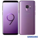 """Samsung Galaxy S9 Violeta, com Tela de 5,8"""", 4G, 128 GB e Câmera de 12 MP - G960"""