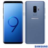 """Samsung Galaxy S9+ Azul, com Tela de 6,2"""", 4G, 128 GB e Câmera Dupla 12MP+12MP - G965"""