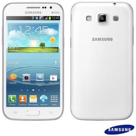Samsung Galaxy Win Duos Branco com 4,7
