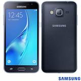 """Samsung Galaxy J3 Preto, com Tela de 5"""", 4G, 8 GB e Câmera de 8 MP - J320"""