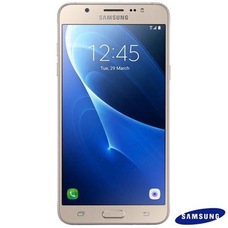 """Samsung Galaxy J5 Metal Dourado com Tela 5,2"""", 4G, 16 GB e Câmera de 13 MP - SM-J510MZDQZTO, Bivolt, Bivolt, Dourado, 0000005.20, True, 1, N, True, True, True, True, True, True, I, Galaxy J5, Android, Wi-Fi + 4G, 5.2'', Acima de 4'', Quad Core 1.2 GHz, 16 GB, 13.0 MP, 2, Não, Sim, Sim, Sim, Sim, 12 meses, Micro Chip"""