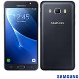 """Samsung Galaxy J5 Metal Preto com Tela 5,2"""", 4G, 16 GB e Câmera de 13 MP - SM-J510MZKUZTO"""