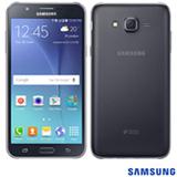 """Samsung Galaxy J7 Duos Preto, com Tela de 5,5"""", 4G, 16 GB e Câmera de 13 MP – J700"""
