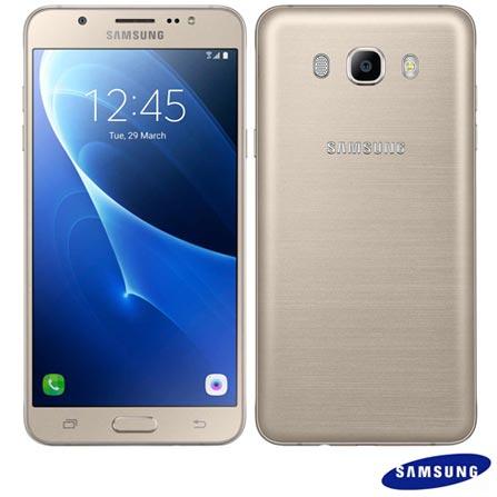 """Samsung Galaxy J7 Metal Dourado, com Tela de 5,5"""", 4G, 16 GB e Câmera de 13 MP - SM-J710MZDQZTO, Bivolt, Bivolt, Dourado, 0000005.50, True, 1, N, True, True, True, True, True, True, I, Galaxy J7, Android, Wi-Fi + 4G, 5.5'', Acima de 4'', Sim, Octa Core, 16 GB, 13.0 MP, 2, Não, Sim, Sim, Sim, Sim, 12 meses, Micro Chip"""