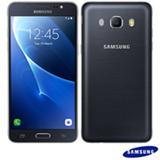 """Samsung Galaxy J7 Metal Preto, com Tela de 5,5"""", 4G, 16 GB e Câmera de 13 MP - SM-J710MZKQZTO"""