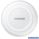 Carregador sem Fio para Smartphones com Carregamento por Indução de Plástico e Metal Branco - Samsung - PG920IWEGBR