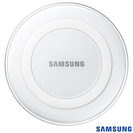 Carregador sem Fio para Smartphones com Carregamento por Indução de Plástico e Metal Branco - Samsung - PG920IWEGBR, Bivolt, Bivolt, Branco, Smartphones com carregamento por indução, 06 meses