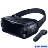 Óculos de Realidade Virtual Samsung Gear VR4 2D/3D com Visão 360º e Controle - SM-R325